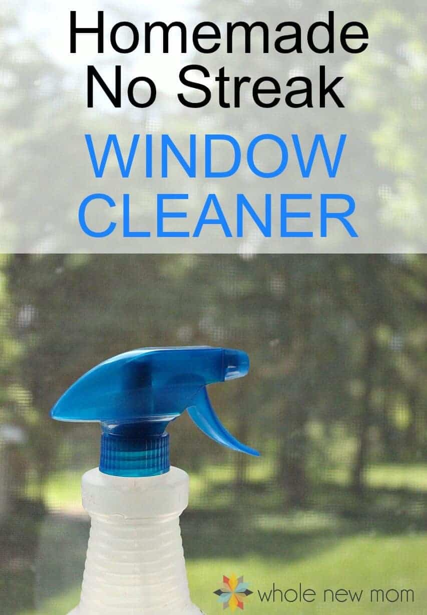 12 Natural DIY Cleaning Recipes Everyone Should Know