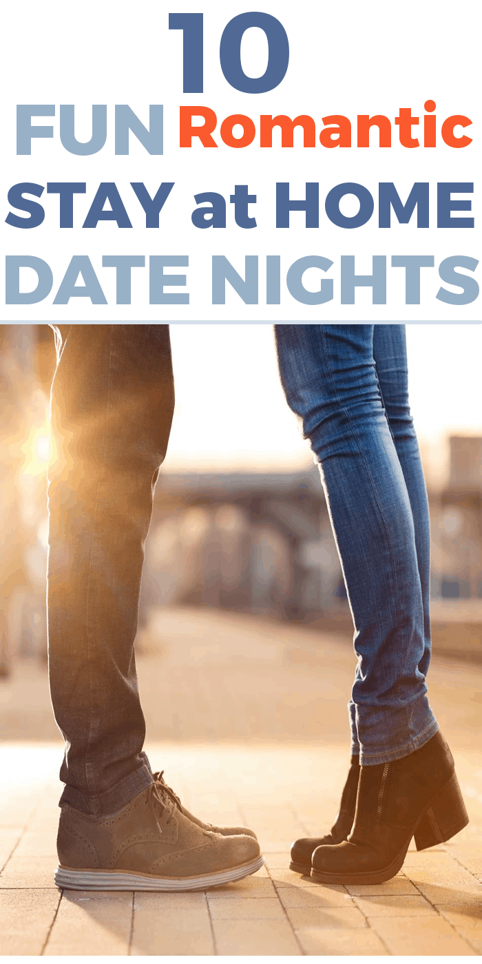 I am so glad I found these 10 Romantic Stay at home date night ideas these are fun and cheap. You can even do most of these with kids in the house. #stayathomedatenights