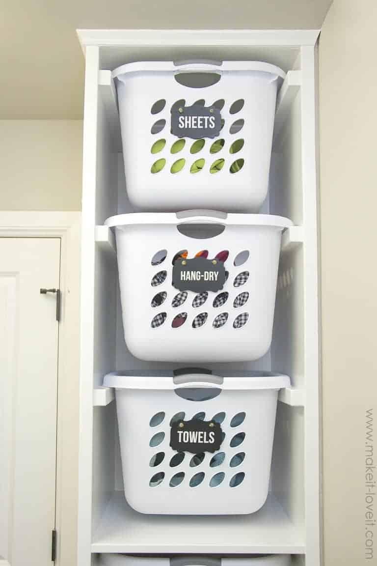 8 Genius Laundry Hacks