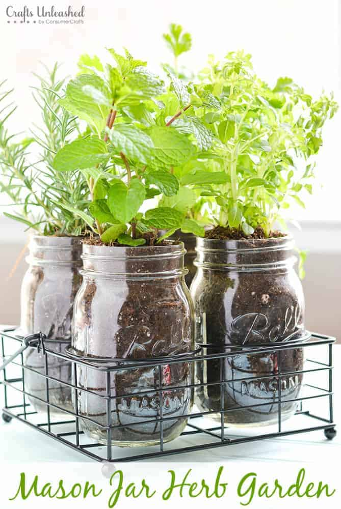 Ideas for Mason Jars