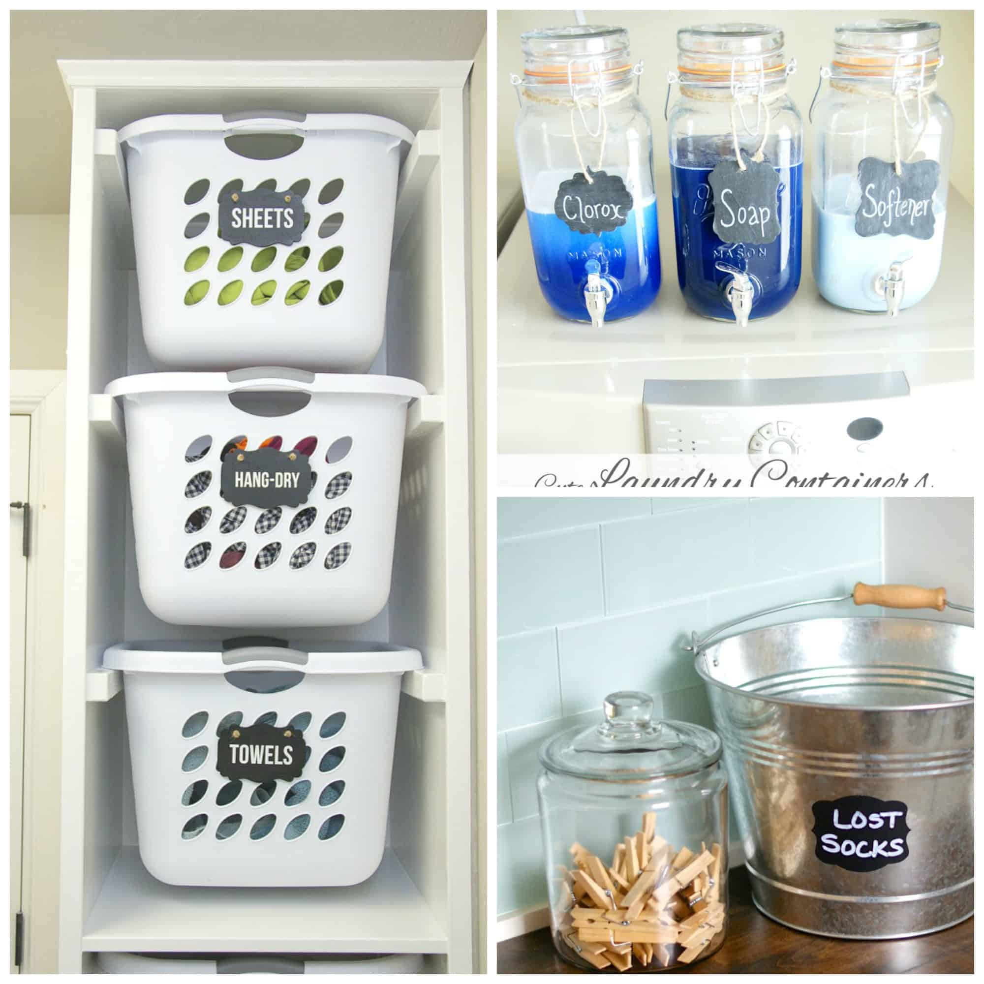 8 Genius Laundry Hacks That Will Make Your Life Easier And