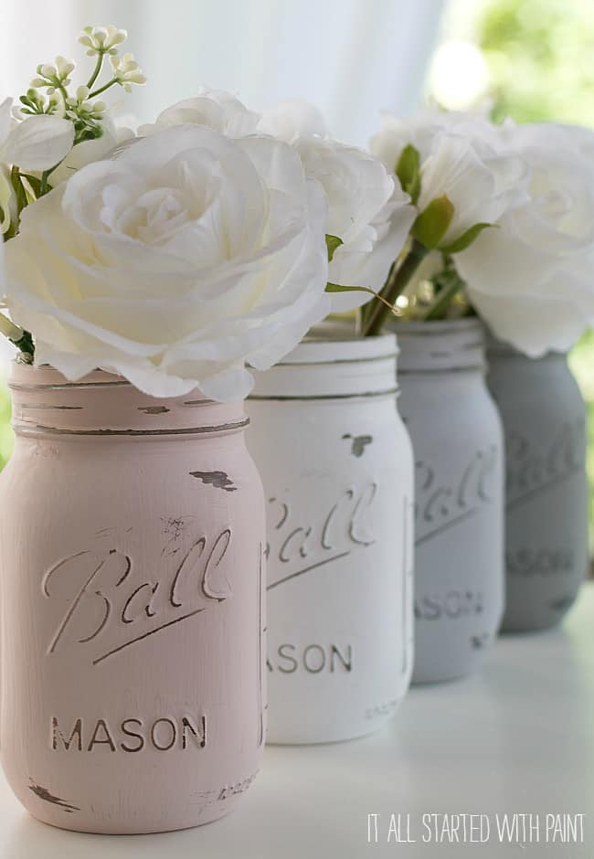 How to use Mason Jars