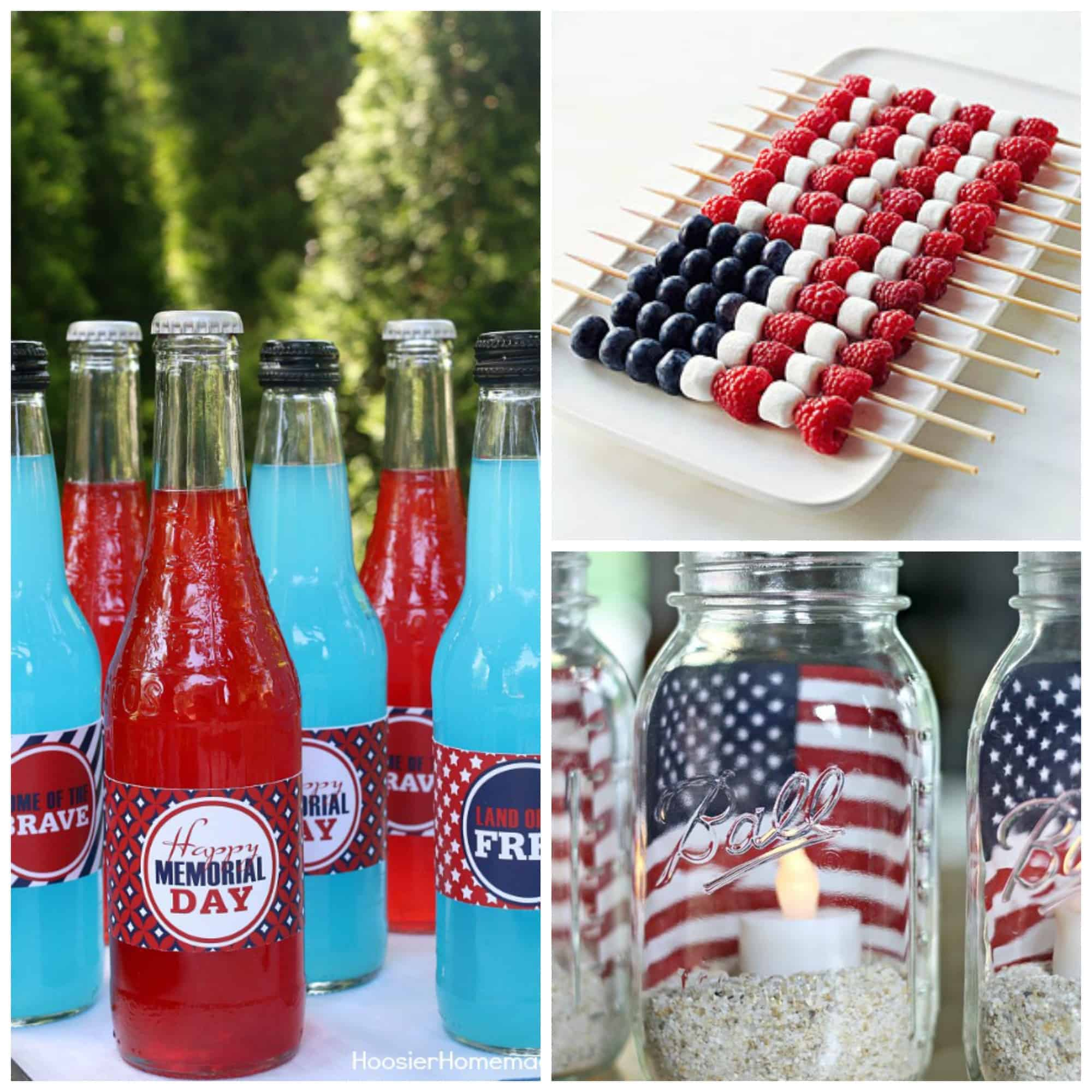 10 Amazing 4th Of July Party Ideas