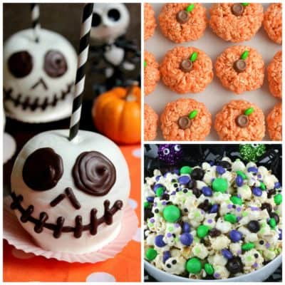 10 Amazing Halloween Treats