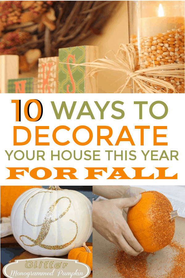 DIY Project to decorate your home with this fall! #DIY #falldecor #decor #dIyfalldecor
