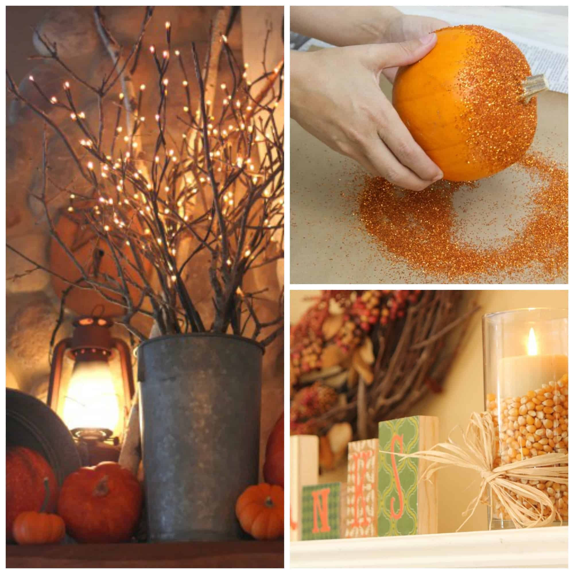 Fall Home Decorating Ideas: 10 Easy DIY Fall Decor You Have To Try This Year
