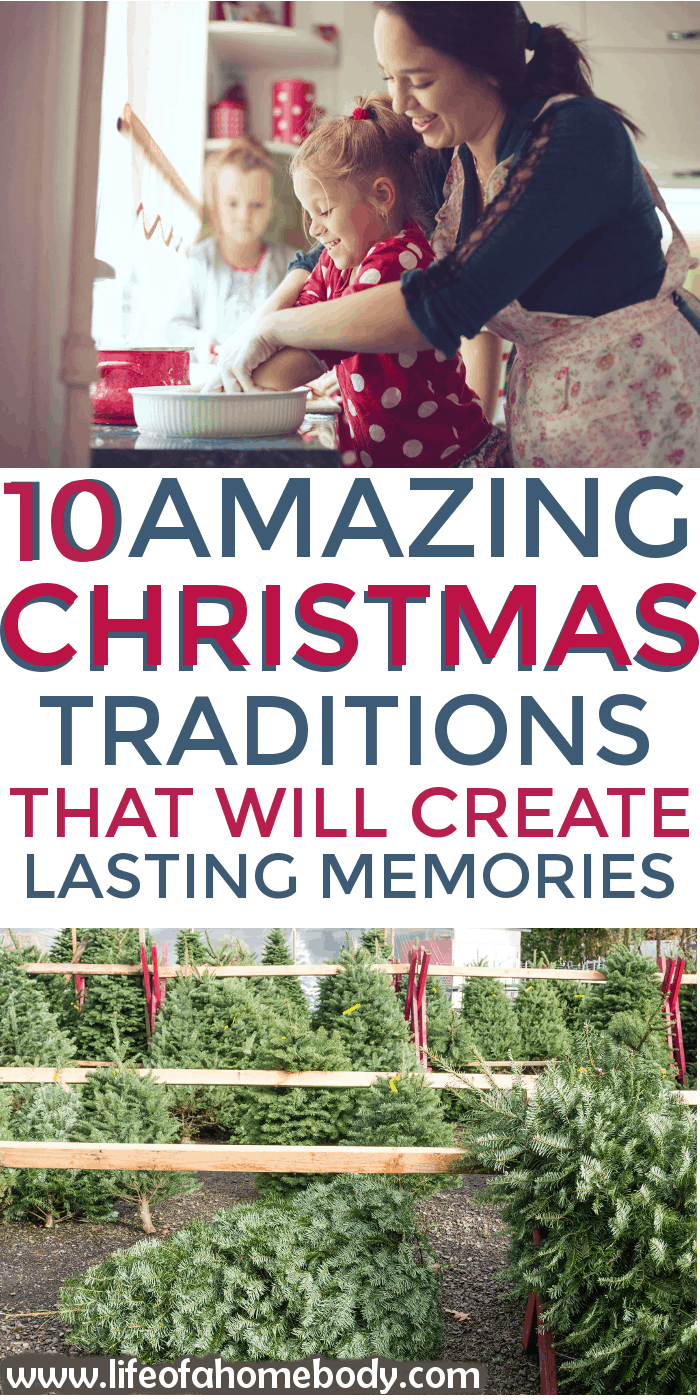 I was looking for new traditions I could do with my #family this #Christmas and this list helped me come up with a few. I love that they are simple and cheap! #christmastraditions