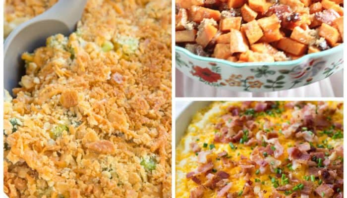 14 Mouth Watering Thanksgiving Side Dishes to Try This Year