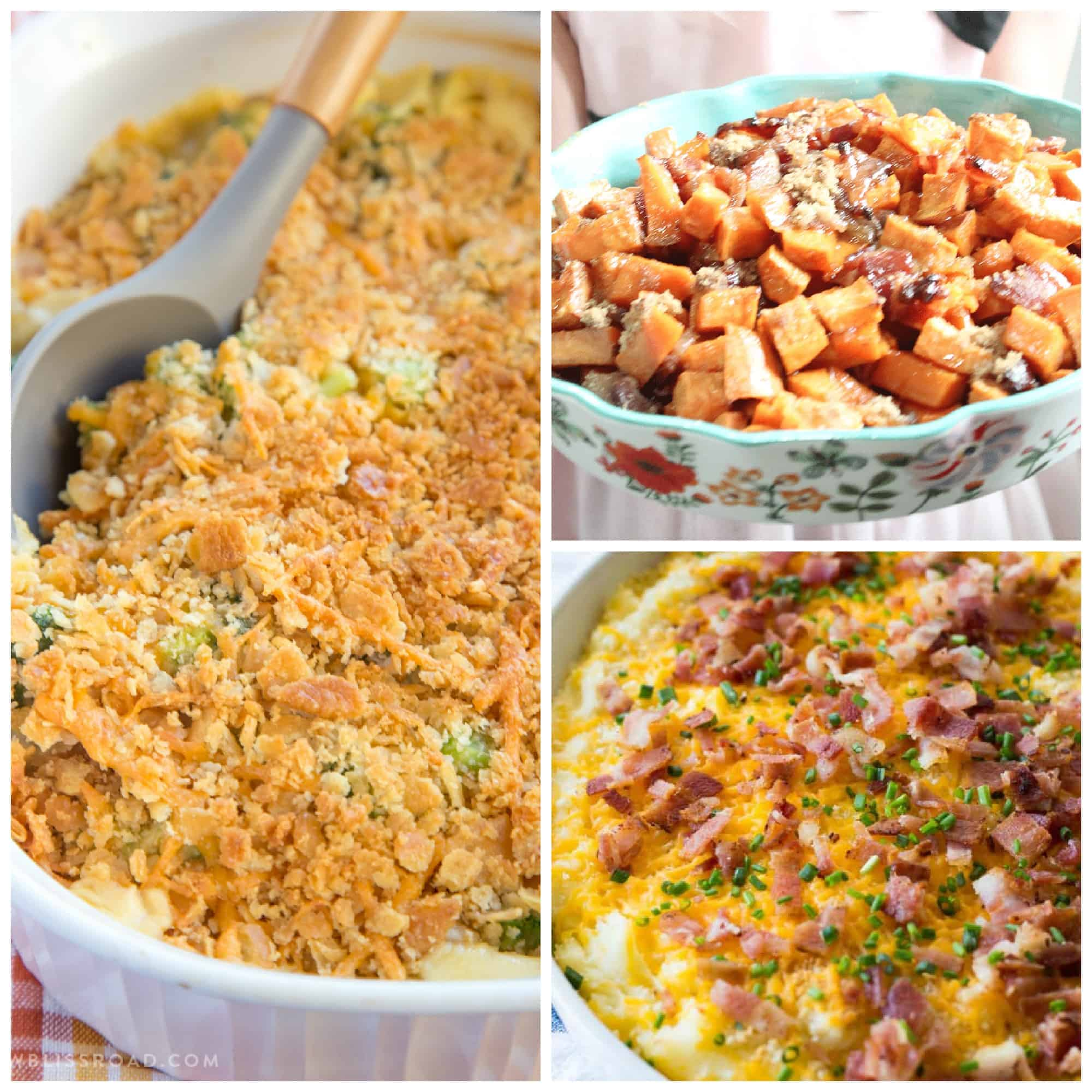 Recipes for Thanksgiving side dishes that will be perfect with your Thanksgiving Dinner #Thankgivingdinner #ThanksgivingSideDishes