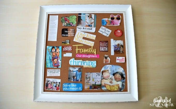 This is EXACTLY what I wanted - amazing DIY vision board ideas! Great ideas for inspiration for how to make vision boards and setting goals!  Must pin!!