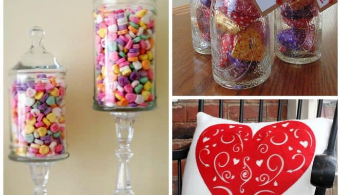 10 Dollar Store Valentines Day Decor Hacks That are Easy and Super Cheap