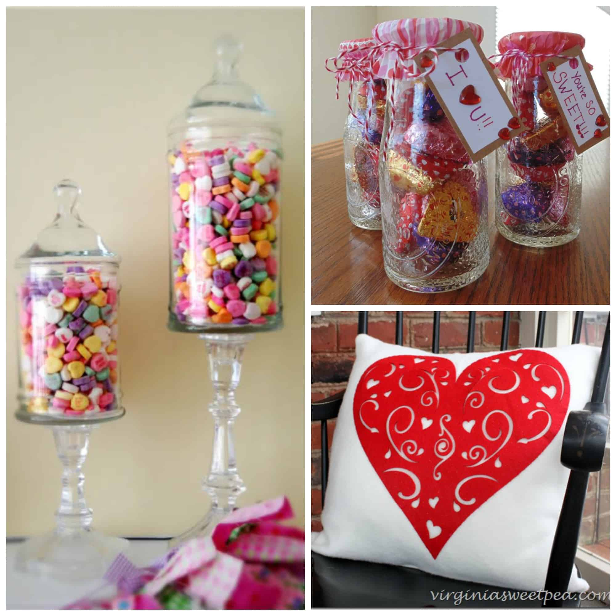 These 10 Dollar Store Decor Hacks are THE BEST! I'm so glad I found these AWESOME Valentines Day home decor ideas and tips! Now I have great ways to decorate my home for Valentines Day on a budget! Definitely pinning!