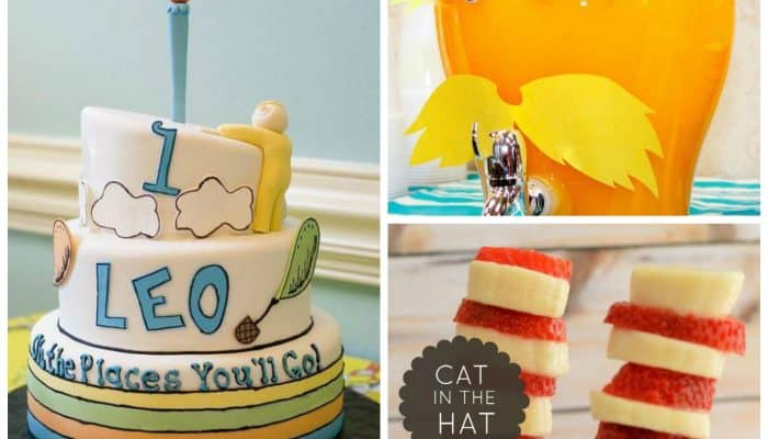 12 Amazing Dr. Seuss Party Ideas