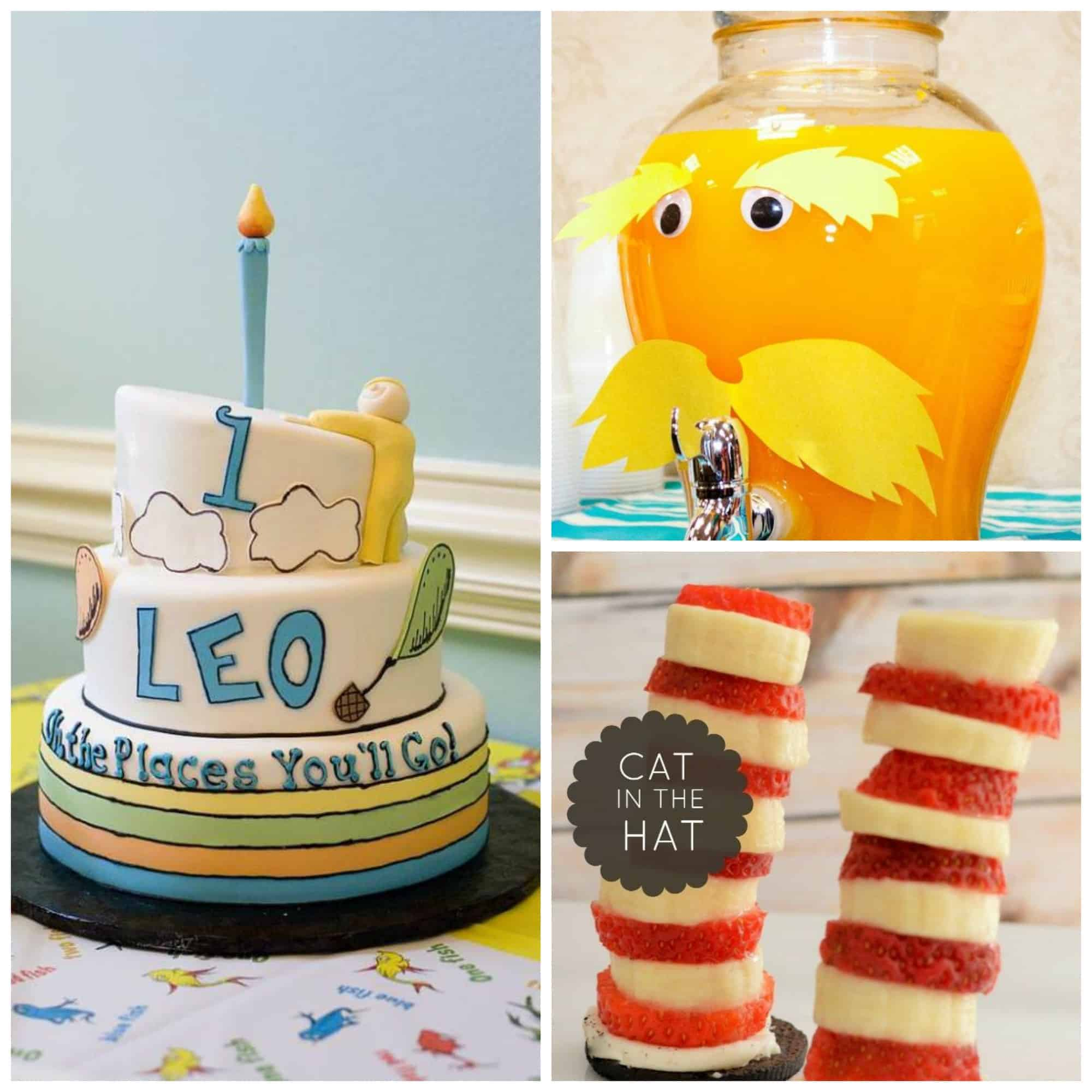 12 Amazing Dr Seuss Party Ideas