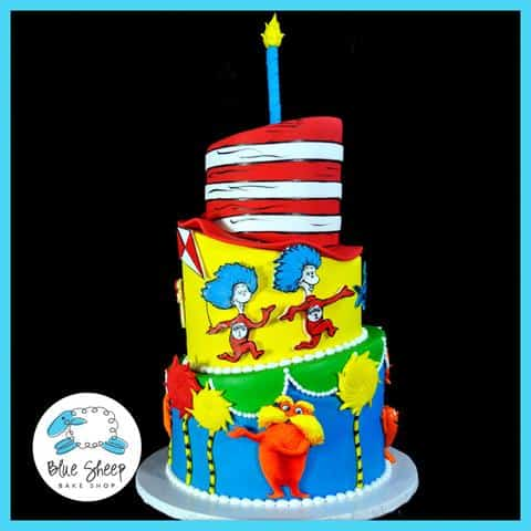 Love these Dr. Seuss Party Ideas!  This includes food, decorations, and perfect for the classroom or birthday party! #drseuss #drseussparty