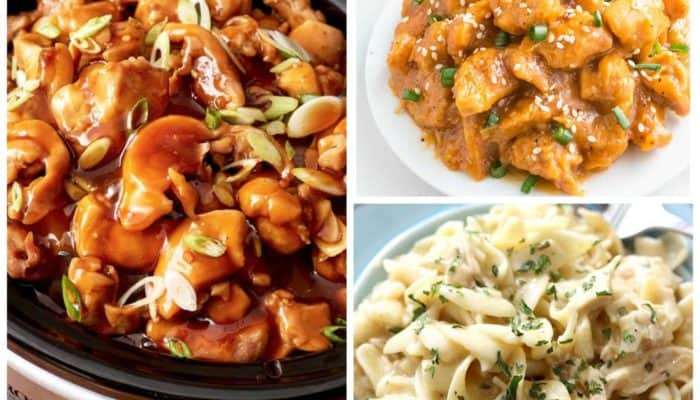 Fantastic Slow Cooker Chicken Recipes You Must Try!