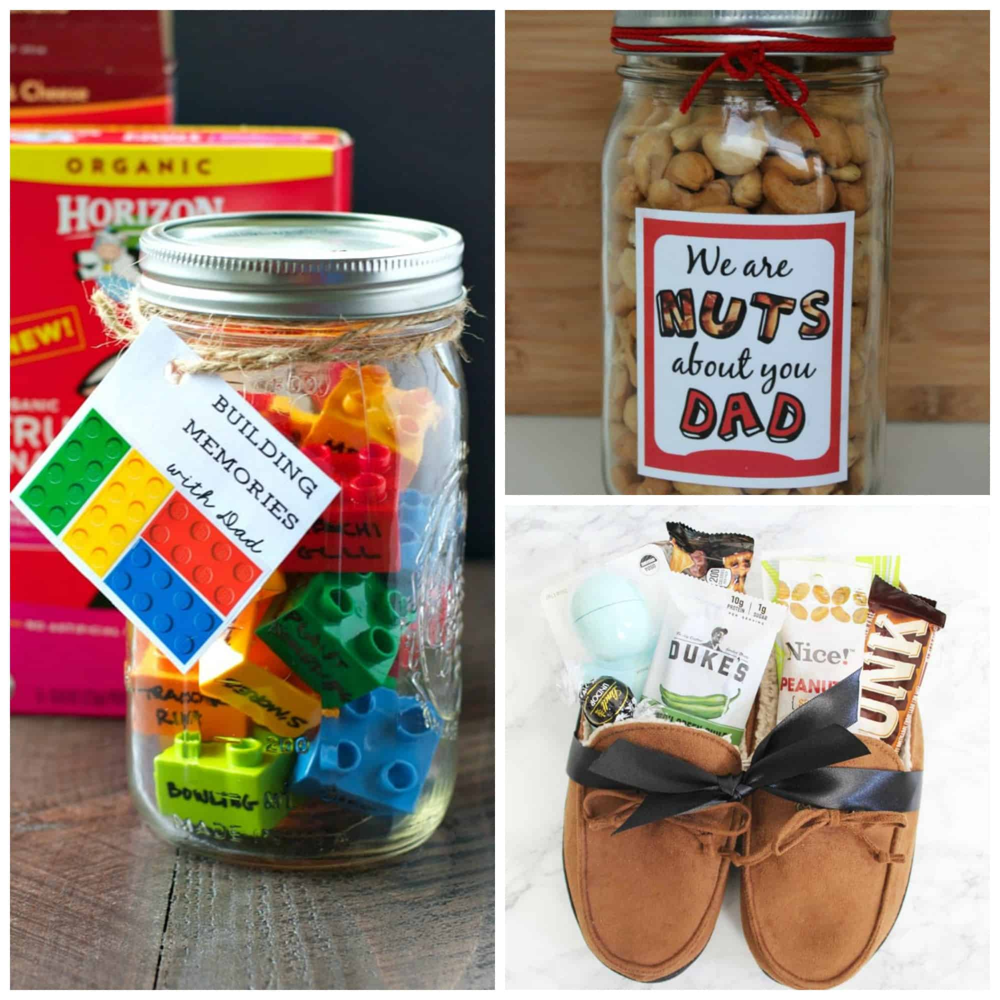I love these Father's Day DIY Gift Ideas from kids or adults!  There are some clever, and easy last minute ideas here! #fathersday #fathersdaydiygifts #fathersdaygifts