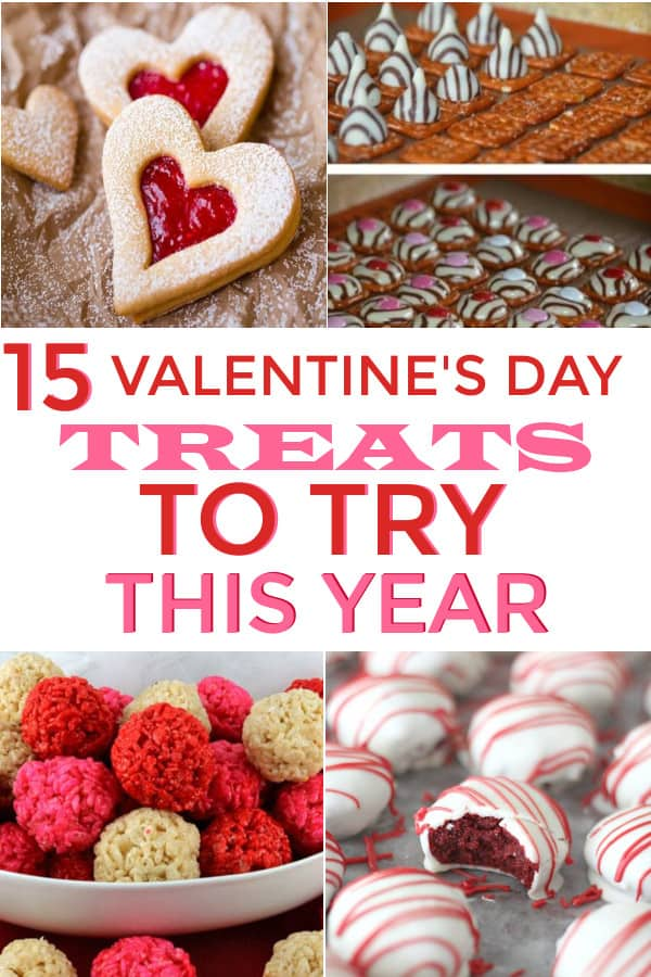 Valentines Day Desserts to have for your party or get together.  #valentinesdaytreats #valentinesday #valentinesdaydesserts