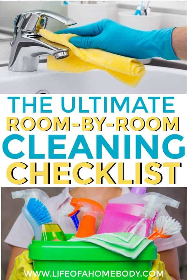 Cleaning list room by room! #cleaningtips #cleaninghacks #cleaning #springcleaning