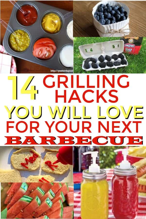 DIY Grilling Tips for your next barbecue , #grillinghacks #grilling #barbecue