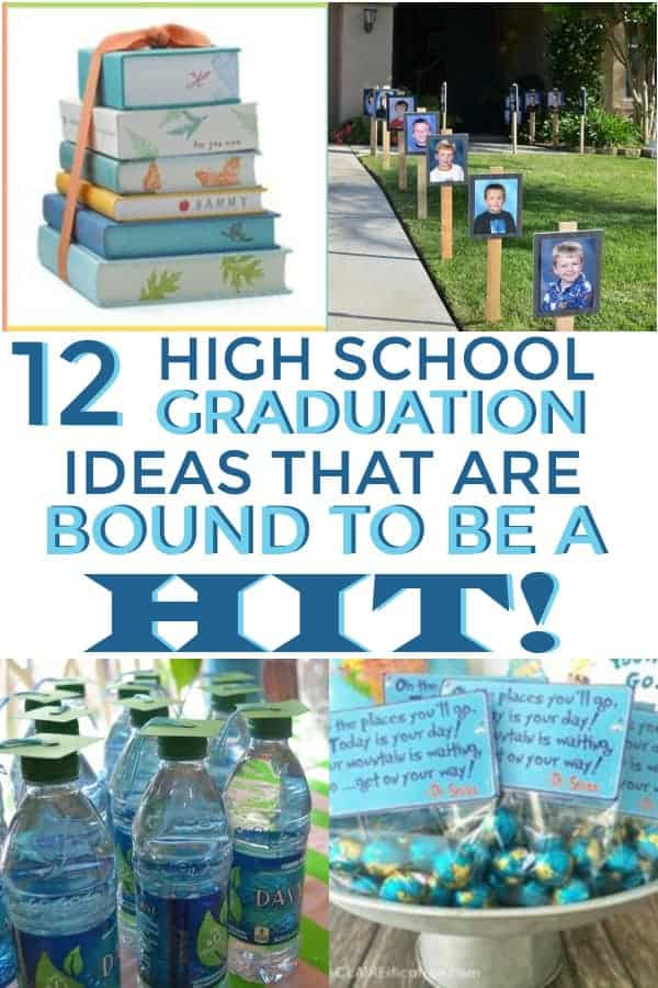What a fantastic list of high school graduation party ideas! Great ideas for outdoors, decorations, and more! #highschoolgraduationparty #highschoolgraduation #graduation #graduationpartyideas #graduationparty