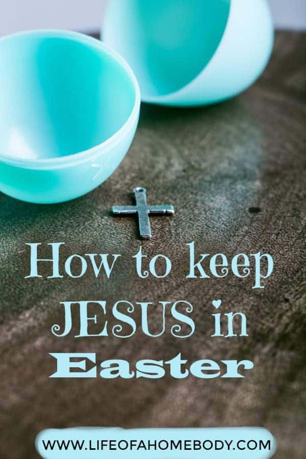 Crafts and Activities to keep Jesus in Easter. The true meaning of Easter with the Resurrected Lord. Great Bible Activities! #easter #keepjesusineaster #Christ #bible #faith