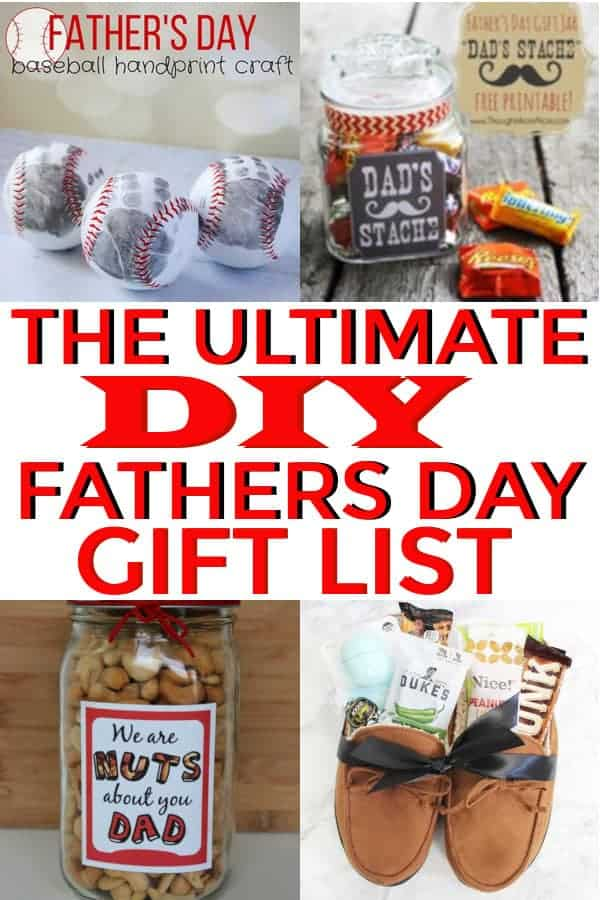 DIY Fathers Day Gift Ideas, many of these you can make yourself.  #fathersdaygifts #diygifts #diyfathersdaygifts #dad #fathersday