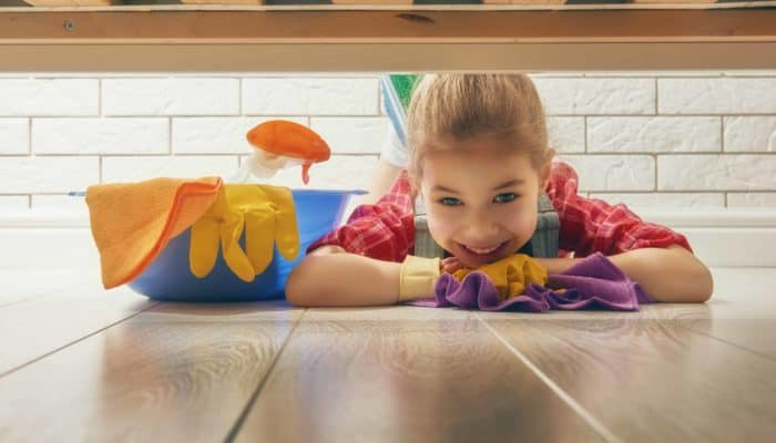 Chore List for 9-12 yrs old