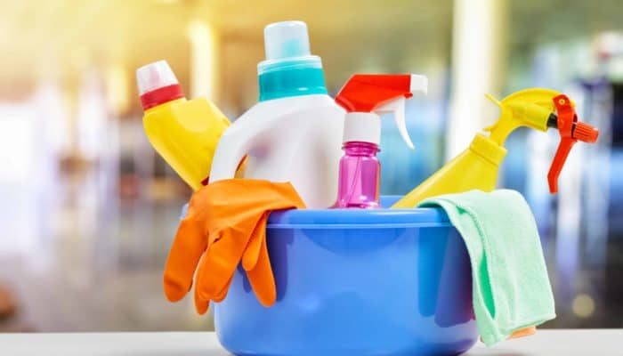 Chore List for Toddlers/Preschoolers