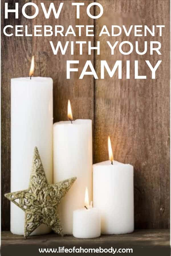 Advent Activities to do with your family. #advent #adventactivities #Christmas